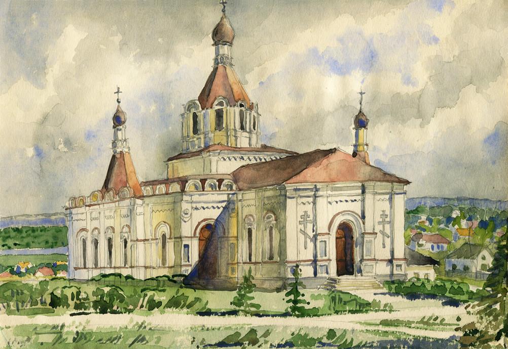Картинки про природу бло церкви