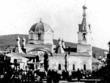 Введенский храм начало века.