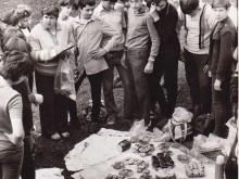 """8-е сентября 1983 года, в """"Ботанике"""""""