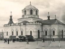 Храм в 50х.г.