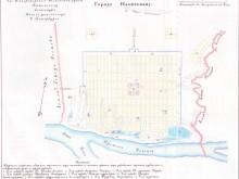 План Нихичевани 1811 г.