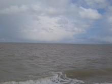 Это - Таганрогский залив там же