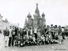 ''Нивушка'' в Москве 01