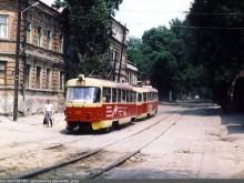 Улица Станиславского в 1992году.