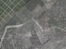 Ров в районе с Ашана на Орбитальной.