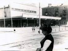 Кинотеатр ЮБИЛЕЙНЫЙ (1967 - начало 70-х годов)