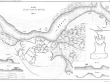 Каланчи на карте Ласковского.