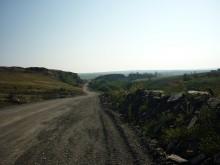 И эта дорога к Донцу.