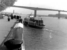 Вид на Ворошиловский мост