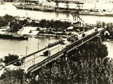 Высоководный мост в створе Буденовского