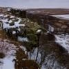 Дальние скалы, Садковские скалы, Зайцевские скалы. Зимой на берегу Кундрючьей.