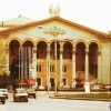Ростов-на-Дону в 90-е Площадь Комбайностроителей перед ДК РСМ