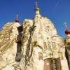 Спасский женский монастырь с пещерными храмами в Костомарово