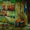 Тихий час, картина Евгении Поступаль