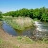 Водяная мельница в хуторе Казьминка на реке Кундрючья