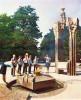 Памятник пионерам-героям в парке им. Н.Островского